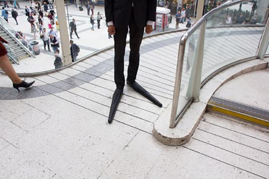 穿了这双鞋,生活节奏一定会变慢吗?