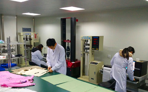 仁爱服装服饰质检中心(福建)在晋江成立,鞋业资英语版国家初中单词图片
