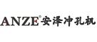 安泽logo广告