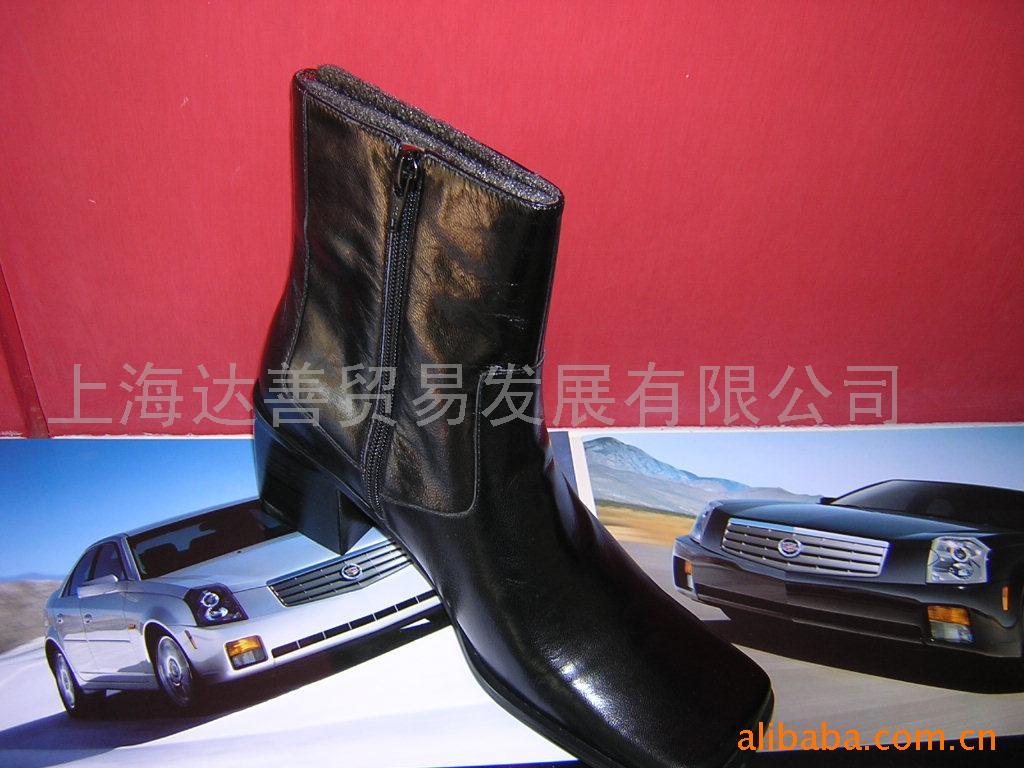 NINEWEST羊皮中靴1 图片