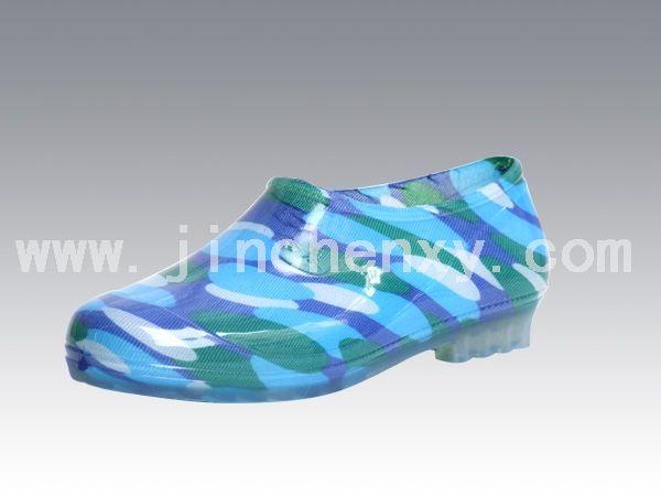 塑胶雨鞋,塑胶男雨靴