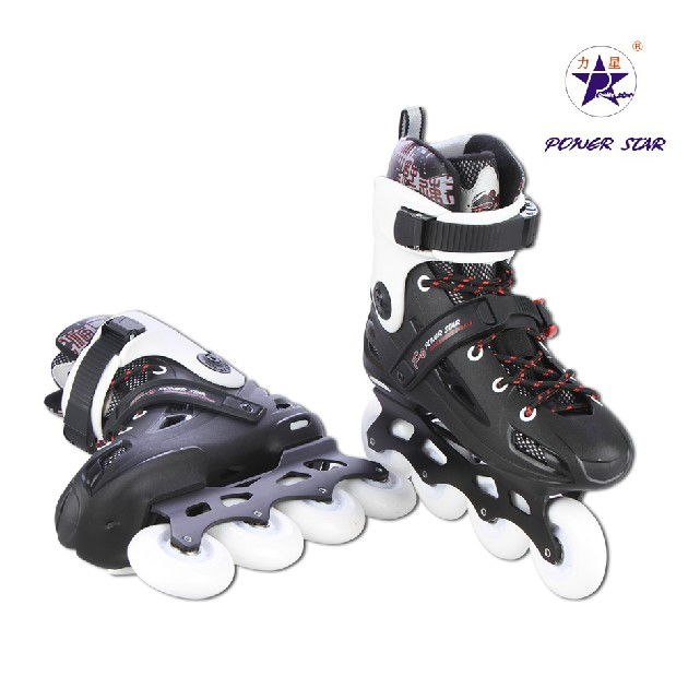 专业平花轮滑鞋_力星FO轮滑鞋 专业平花鞋 成年溜冰鞋-力星运动用品有限公司